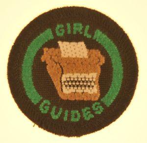 guide-interest-badge-secretary-green-border