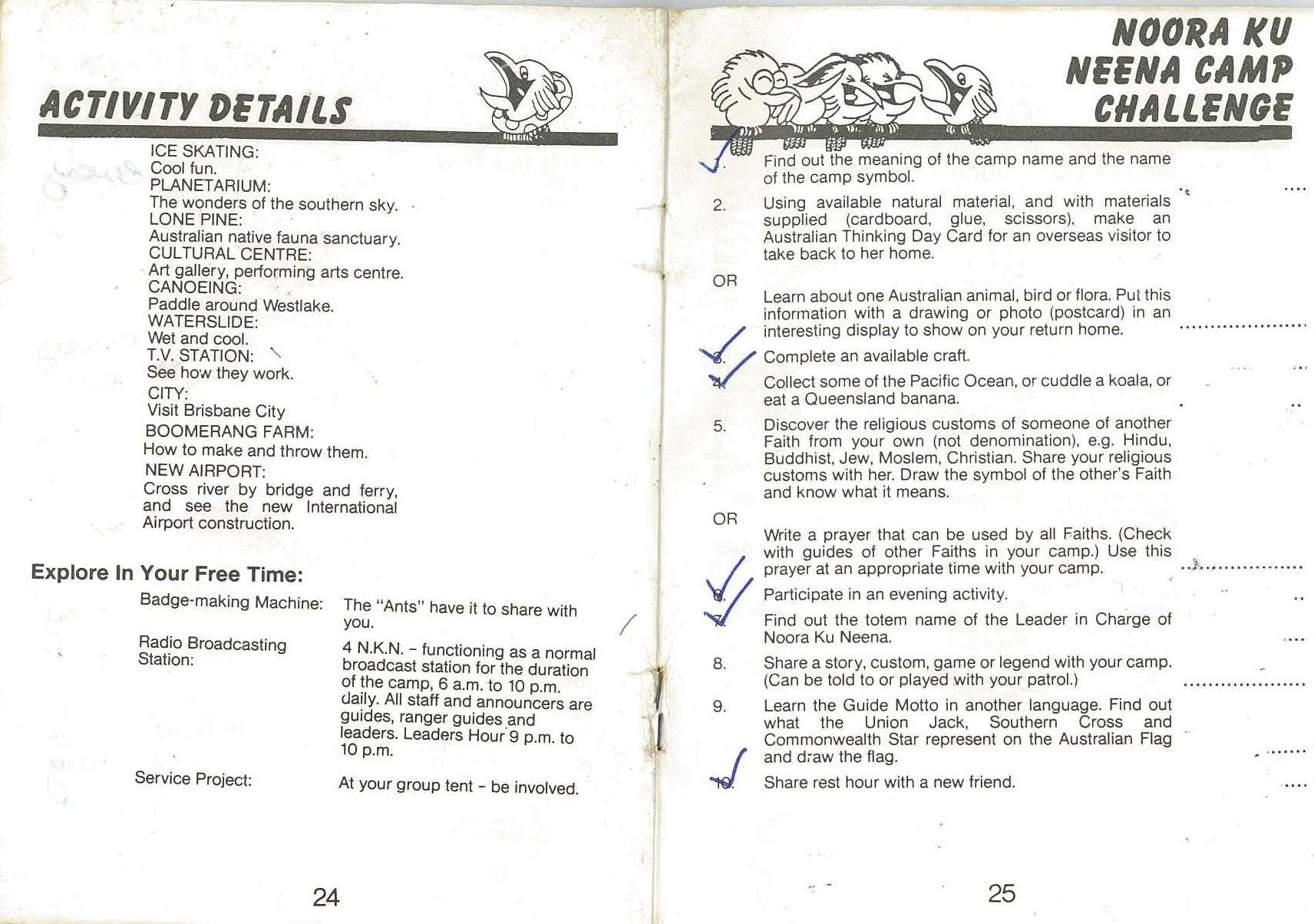 Camp noora ku neema 1986 booklet guiding stories posted in events national events tagged 1986 biocorpaavc Gallery